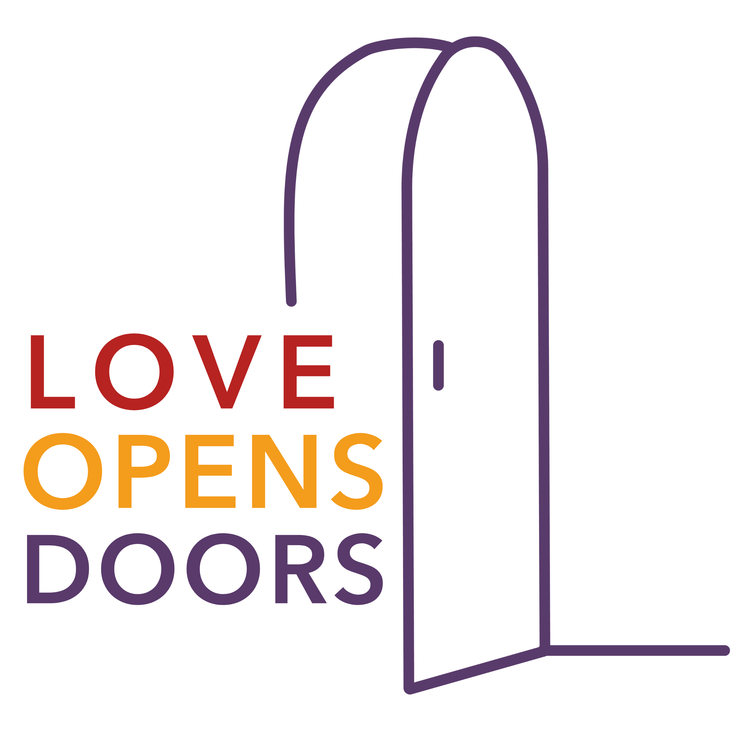 The Love Opens Door Campaign Team