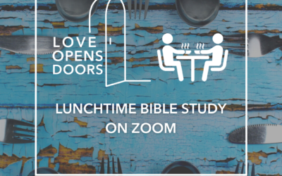 Join the Lunchtime Bible Study Series on Stewardship